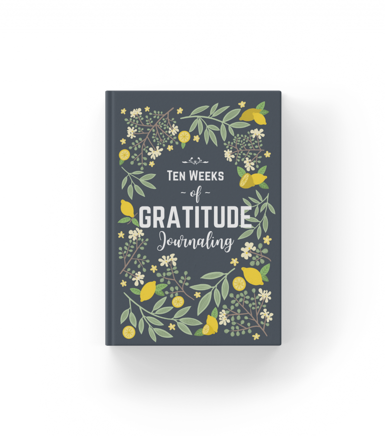 gratitude mockup website